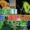 【この差って何ですか】8/20 画像解説 夏野菜の見分け方 ①ナスの鮮度 ②旨味成分の多い枝豆 ③甘いかぼちゃ ④辛いししとう ⑤甘いトマト