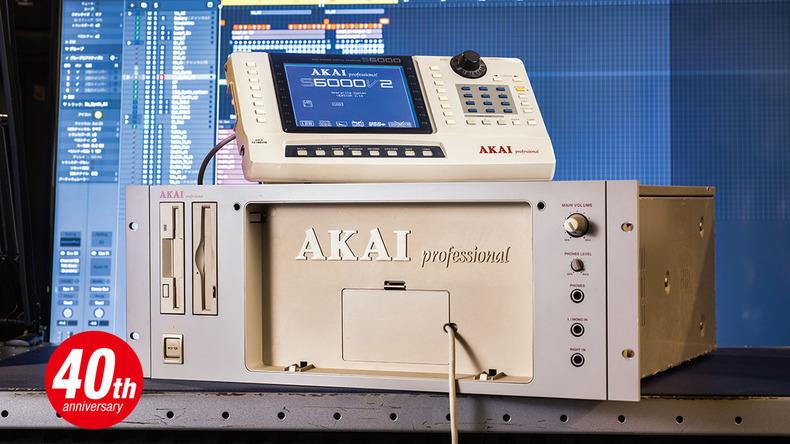 CHOKKAKU × AKAI PROFESSIONAL S6000【後編】〜サンプラーは複数台で使ってナンボ!