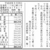 株式会社BearTail 第6期決算公告 / 新設分割