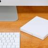 ECCのCDをiPadで聞くためだけに、I-O DATA製の薄型外付けポータブルDVDドライブ「EX-DVD04W」を購入。