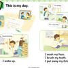 小学校外国語 所見&評価(Let's Try2 unit9 This is my day. ぼく・わたしの一日)(Let's Try2Unit9)