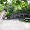 函館山 函館要塞「御殿山第二砲台跡」を訪問