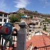 3歳と見た、上空に飛ぶ本物の「ジブリ飛行機」。世界遺産の街サフランボル(トルコ
