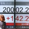 【経済】日経平均、一時2万円回復 15年12月以来