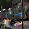 東急8500系8614Fデハ8838-デハ8775廃車搬出