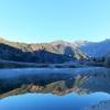 【上高地】朝の大正池は幻想的