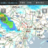 これでゲリラ豪雨を避けられる!雨雲ズームレーダーの勧め