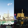 【Las Vegas 🎰】Bellagio ベラッジオホテルの簡単な説明とホテル内散策 (5日目②)