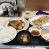 禁酒日のディナー(酢豚定食)