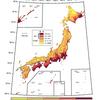 黄色エリアも要注意!地震動予測地図は0.1%で「やや高い」