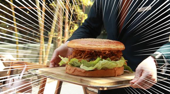 【お値段約1万円】超巨大な高級ハンバーガーを食べてきた【究極のバーガー】