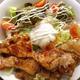 新宿サブナード 十勝豚と野菜たっぷり極上ロコモコ丼