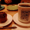 喫茶店の話@ BROWN SOUND COFFEE