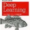 【書評】今尚最高な入門書「ゼロから作るDeep Learning」