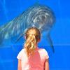 【犬吠埼マリンパーク】バンドウイルカのハニー