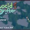 Lucid Drifter 夢から醒めないよう箒で空をかけるレースゲーム