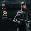 Ashのスキル・武器【R6S】