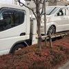 成田市からレッカー車でパンクの不動車を廃車の引き取りしました。