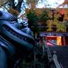 住吉神社から徘徊スタート