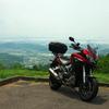 岡山ショートツーリング 遙照山と国立天文台