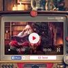 【無料】サンタさんから子どもへ☆オリジナルメッセージ動画の作り方/PNP Santa