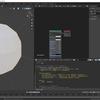 Blender2.8で利用可能なpythonスクリプトを作る その21(マテリアルの作成と削除)