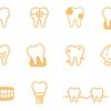 義歯のお手入れについて(セルフケア・定期診査)噛むことは健康にとってとても大切な事です。