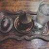 無形文化遺産トルココーヒーが飲めるカフェ
