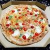 直径45cmのピザ