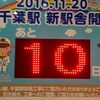 千葉駅完成まであと少し!千葉県市川市で気のトレーニングが学べます!