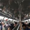 上海の朝の通勤ラッシュは結構やばい。引っ越しして分かった事。