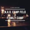 【後編】NAO明野高原キャンプ場 | ハートフルな夕立ちと朝食を失敗。