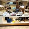 今日から銀座三越店さま&伊勢丹浦和店さま&小田急百貨店新宿店さまにて、イベント開催中です👒