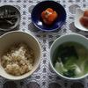 12冊目『生きるための料理』他より地鶏むね肉と小松菜のスープなど