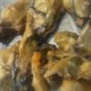 家飯 牡蠣のパスタ・・・味付けに困る!