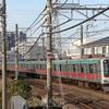 東急田園都市線を撮る(2020年12月29日(火))