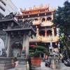 【台湾旅行】台北 気軽に参拝!景福宮の装飾が素敵です。