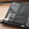 iPad Pro 9.7を持ち歩く!リヒトラブ「バッグインバッグ スマートフィット アクタクト A5ヨコ」 A7680-24 を購入しました。