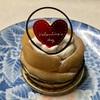 🚩外食日記(287)    宮崎   「ケーキハウス309」②より、【バナナタルト】【林檎のタタン】‼️