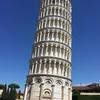 【2015 イタリア&ロンドン 旅行記】ピザの斜塔は倒れてしまうから観覧人数に制限が有るのか?