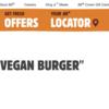 バーガーキングもヴェジタリアン・バーガー市場参入