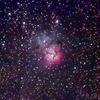 600mm超望遠レンズで天体撮影⑤ M20三裂星雲(2回目)