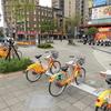台北市で自転車の歩道通行取締り強化!違反者に過料!