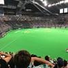 久しぶりの札幌ドーム