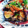 黒酢入り茄子の南蛮漬け(動画レシピ)/Fried eggplants marinated in Black vinegar sauce.