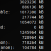 NF/B40 メモリを3GB(1GB+2GB)に増設しました。