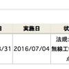 25日目・判定試験