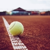 5年前のテニスコートを思い出す。