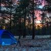 アメリカ往復ソロキャンプの旅⑯グランドキャニオン公園外で無料キャンプ!【グランドキャニオン国立公園付近】