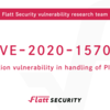 A technical description of CVE-2020-15702